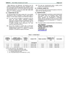 ICS-ES certificate