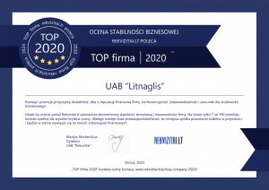 top firma certificate