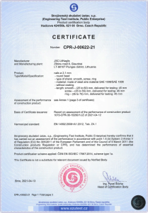 cn nails certifiacte
