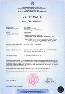 cn certifiacte